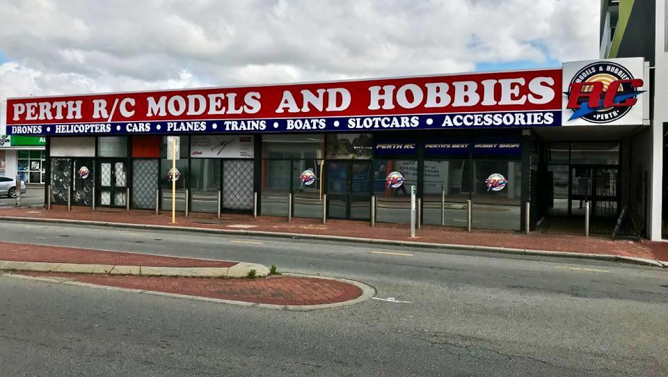 Perth R/C Models & Hobbies Pty Ltd | store | 27 Newcastle St, Perth WA 6000, Australia | 0893288986 OR +61 8 9328 8986