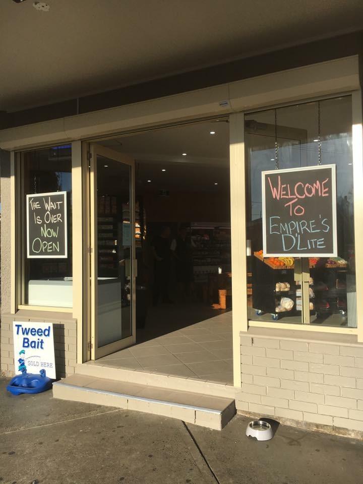 Empire's D'Lite | cafe | 1/1 Sorrento Rd, Empire Bay NSW 2257, Australia | 0243631341 OR +61 2 4363 1341