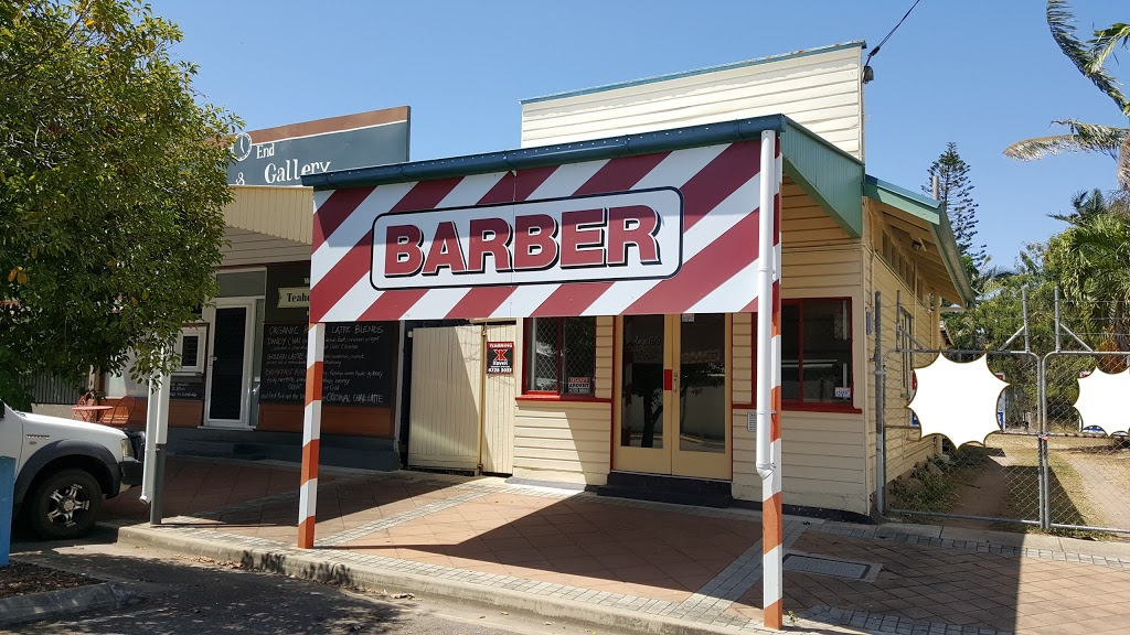 Angelos Barber Shop | hair care | 15 Echlin St, West End QLD 4810, Australia | 0747715513 OR +61 7 4771 5513