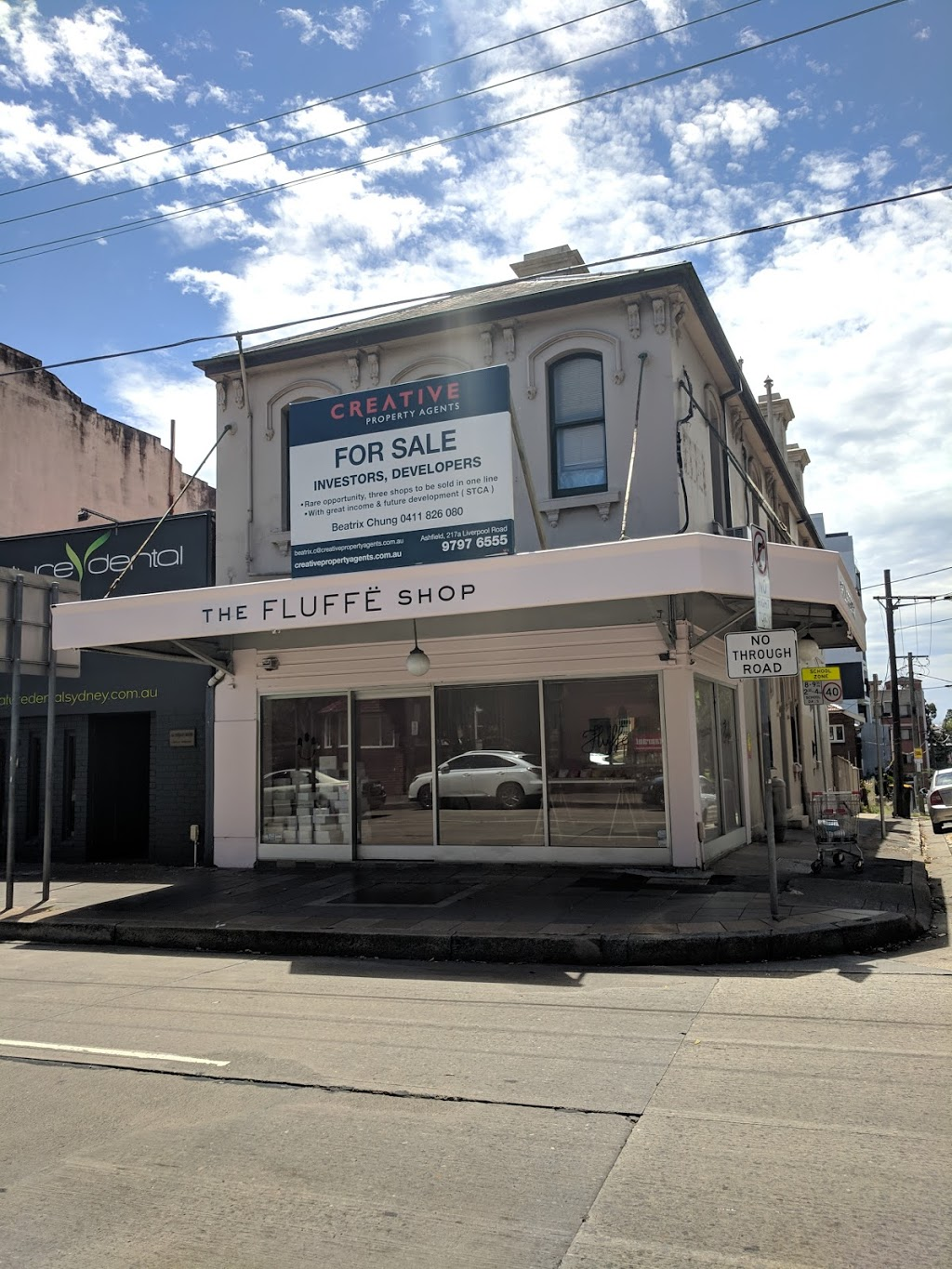 The Fluffë Shop | store | 183 Liverpool Rd, Ashfield NSW 2131, Australia