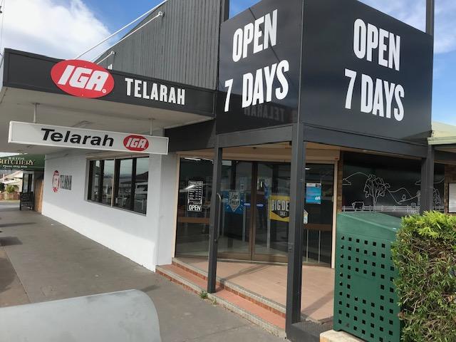 IGA   supermarket   26 South St, Telarah NSW 2320, Australia   0249328629 OR +61 2 4932 8629