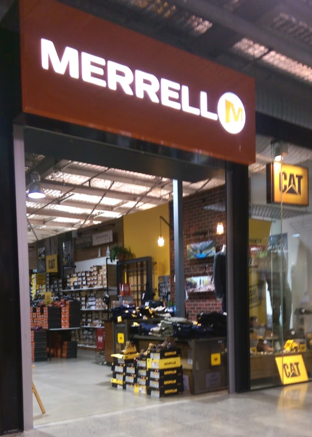 merrell size up queensland