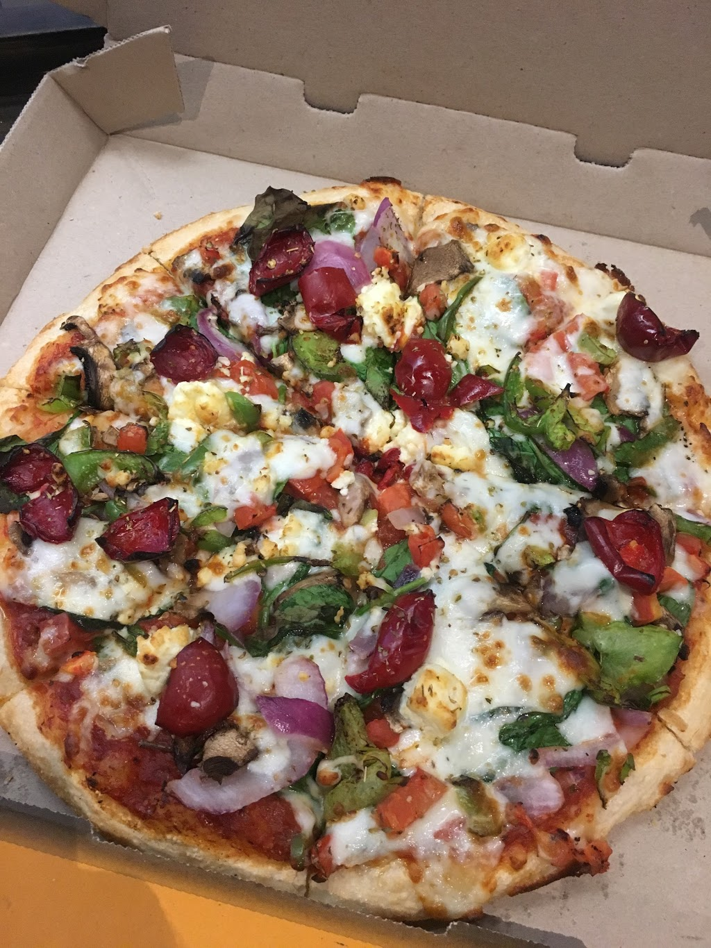 Dominos | meal takeaway | 2/1031 Whitehorse Rd, Box Hill VIC 3128, Australia | 0388436420 OR +61 3 8843 6420