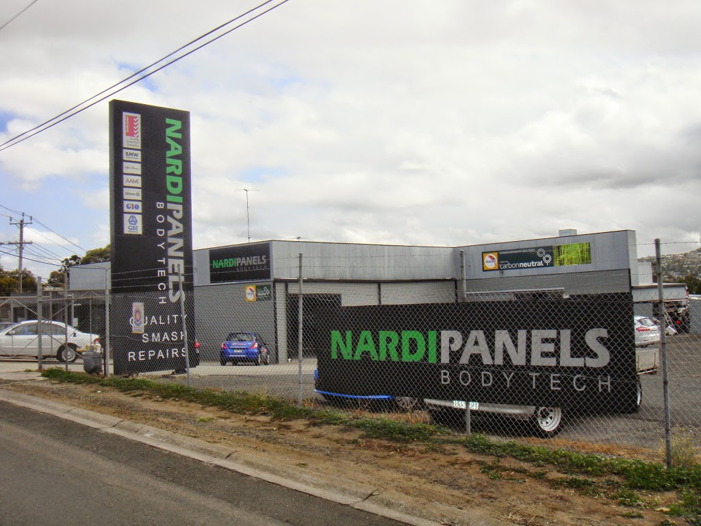Nardi Panels Body Tech | car repair | 16-24 Gregory Ave, Newtown VIC 3220, Australia | 0352215033 OR +61 3 5221 5033
