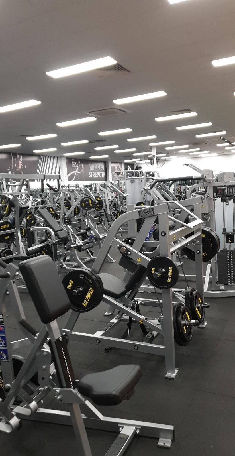 Derrimut 24:7 Gym | gym | Shop 11 & 12, 121-129 Heaslip Rd, Angle Vale SA 5117, Australia | 0882847126 OR +61 8 8284 7126