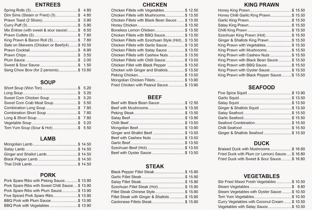 HungRun Chinese Takeaway   restaurant   25 Belmore Rd, Lorn NSW 2320, Australia   0249333718 OR +61 2 4933 3718