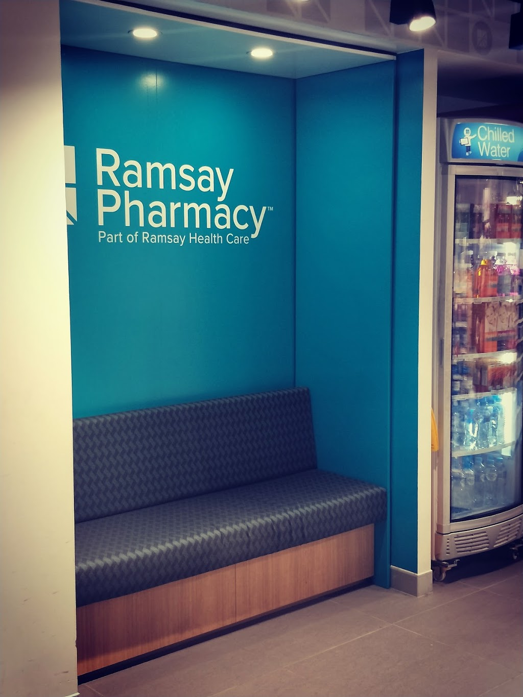 Ramsay Pharmacy Greenslopes | pharmacy | Foyer Greenslopes Private Hospital, 125 Newdegate St, Greenslopes QLD 4120, Australia | 0733294899 OR +61 7 3329 4899