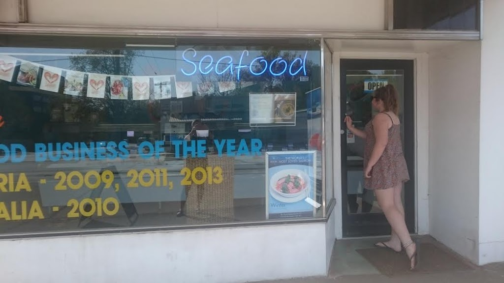 FISH N SHELLS   food   42 Forest St, Castlemaine VIC 3450, Australia   0411845105 OR +61 411 845 105
