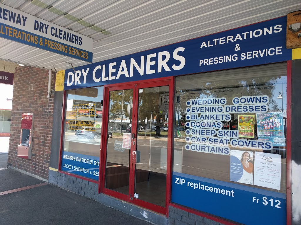 Centreway Dry Cleaners | laundry | 55 Wyong St, Keilor East VIC 3033, Australia