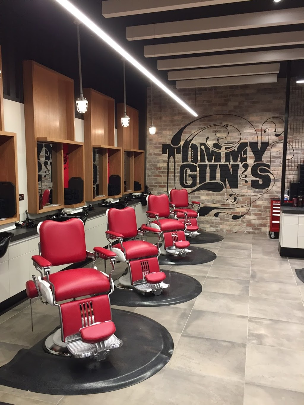 Tommy Guns Grand Central | hair care | Shop 67, Level 2 ,Grand Central Shopping Centre Cnr Margaret Street and, Dent St, Toowoomba City QLD 4350, Australia | 0746392429 OR +61 7 4639 2429