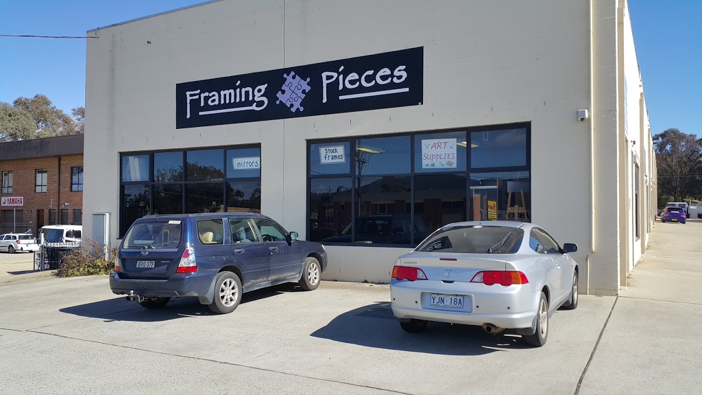 Framing Pieces   store   44-46 Grimwade St, Mitchell ACT 2911, Australia   0262557033 OR +61 2 6255 7033