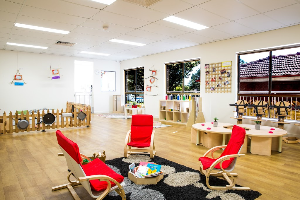Young Academics Early Learning Centre - Toongabbie | school | 527 Wentworth Ave, Toongabbie NSW 2146, Australia | 1300668993 OR +61 1300 668 993