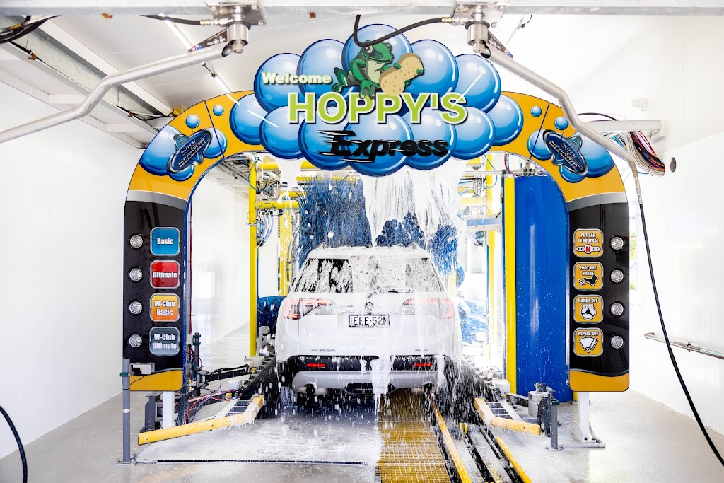 Hoppys Express Morayfield   car wash   195 Graham Rd, Morayfield QLD 4506, Australia   1800467797 OR +61 1800 467 797