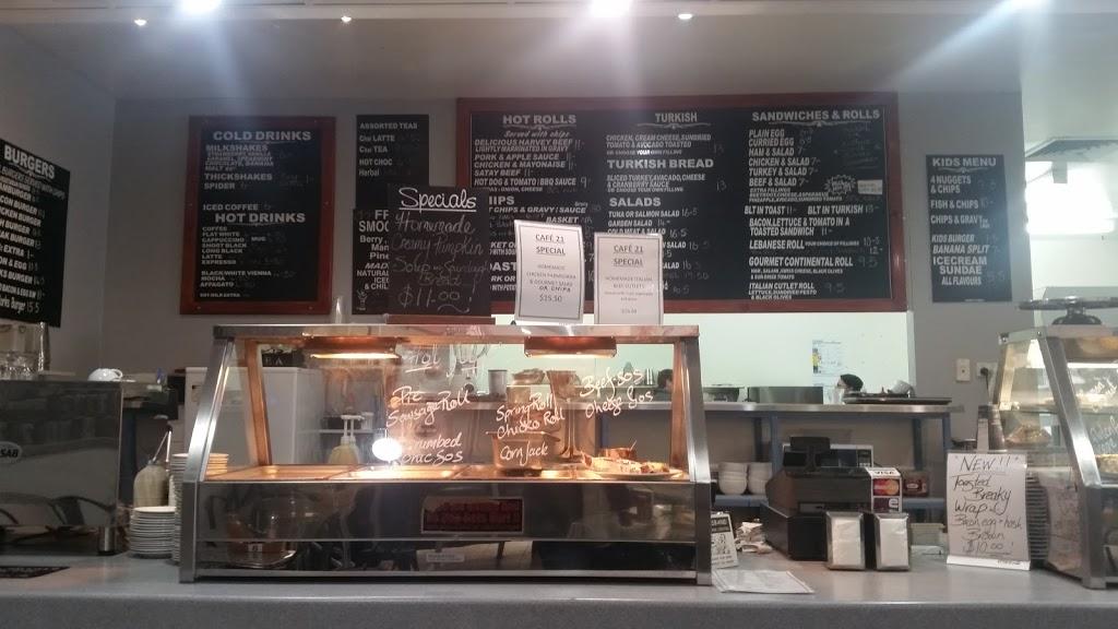 Cafe 21 | 299 Old Coast Hwy, Australind WA 6233, Australia
