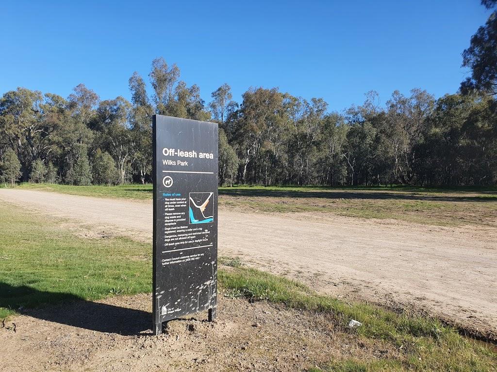 Wilks Park Off Leash Area | park | North Wagga Wagga NSW 2650, Australia