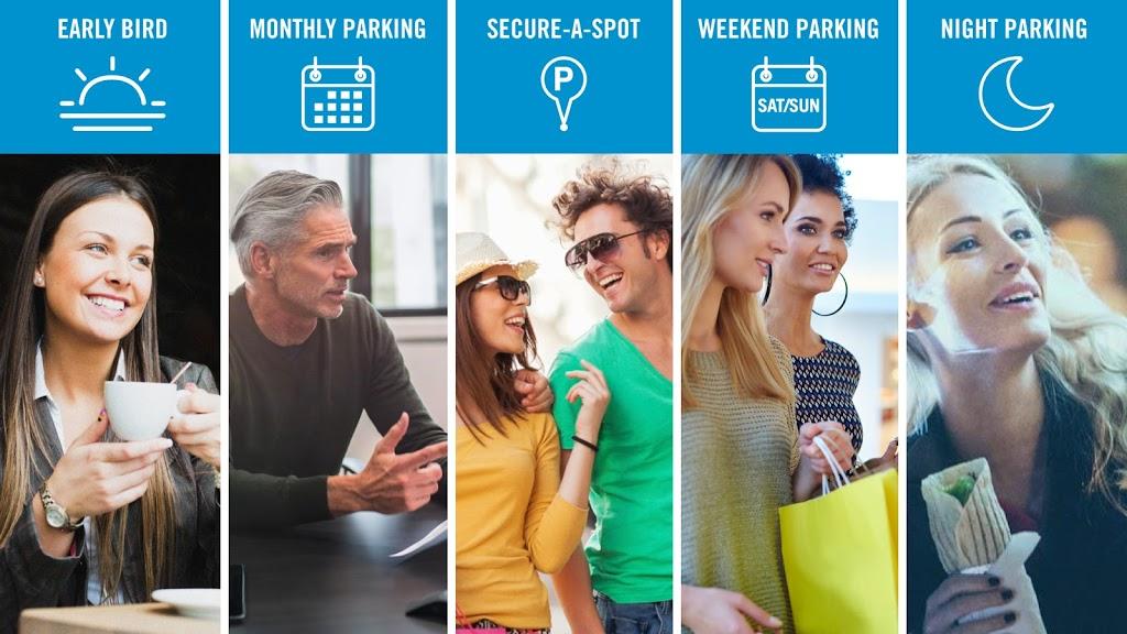 Secure Parking - Anzac Park East Car Park | parking | 63 Constitution Ave, Parkes ACT 2600, Australia | 1300727483 OR +61 1300 727 483