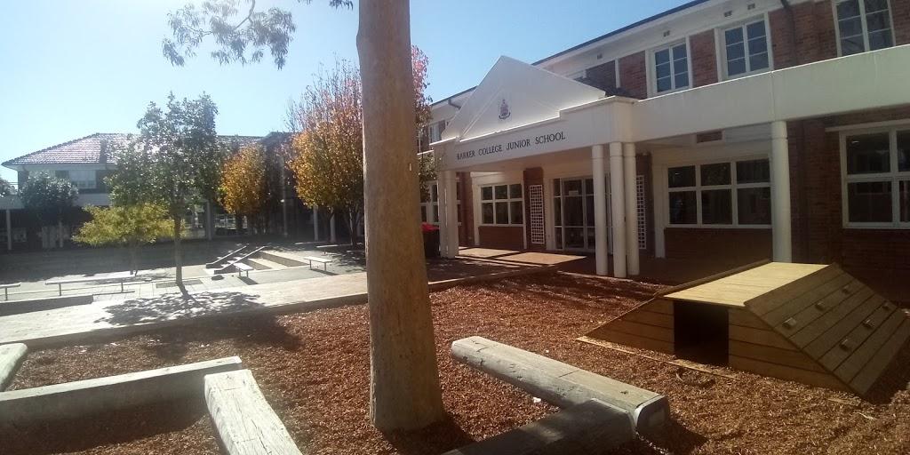 Barker College Junior School Library   library   25 Clarke Rd, Waitara NSW 2077, Australia   0284387999 OR +61 2 8438 7999