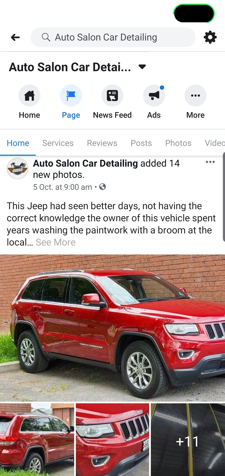 Auto Salon Car Detailing | car wash | 19 Kalyvas Dr, Munno Para West SA 5115, Australia | 0431197374 OR +61 431 197 374