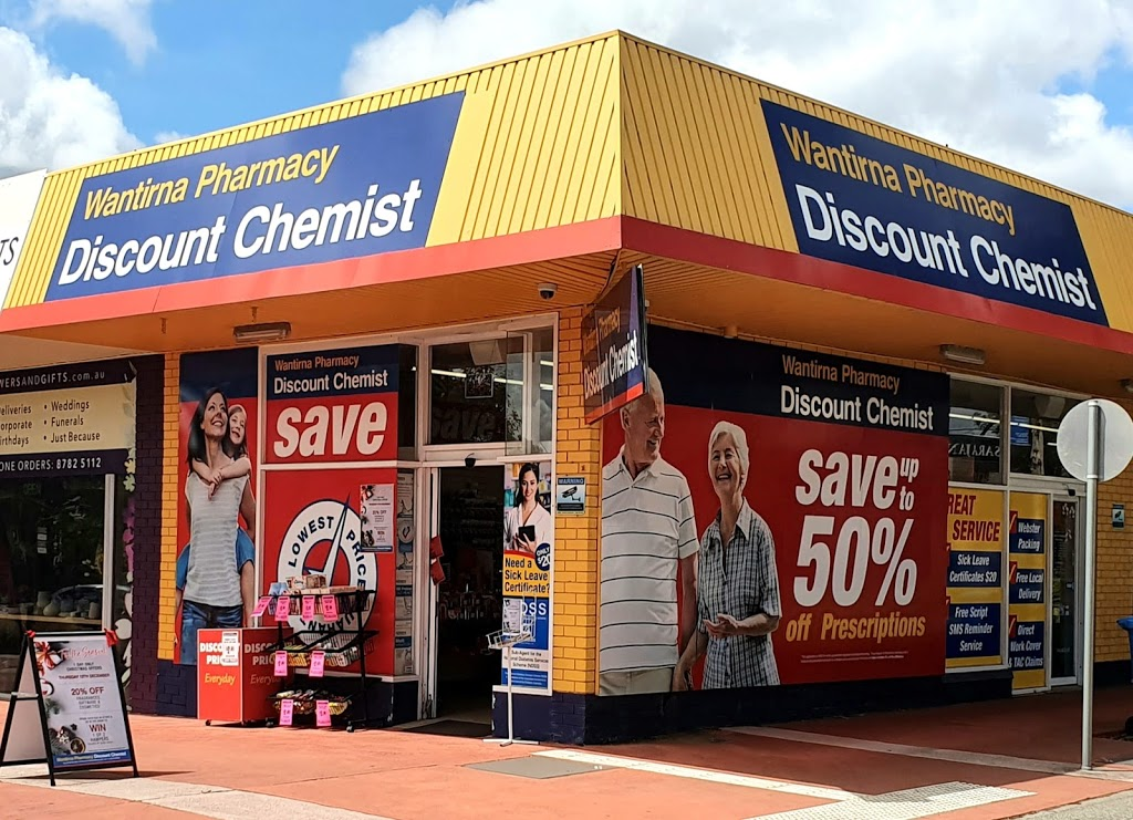 Wantirna Pharmacy Discount Chemist | health | Shop 8/348 Mountain Hwy, Wantirna VIC 3152, Australia | 0397295888 OR +61 3 9729 5888