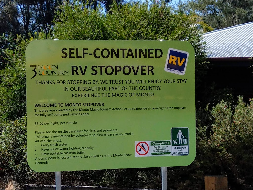 Self Contained 72 Hr Stopover | campground | Monto QLD 4630, Australia