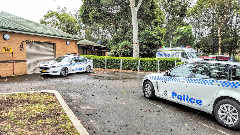 Gladesville Police Station | police | 8 Victoria Rd, Gladesville NSW 2111, Australia | 0298799699 OR +61 2 9879 9699