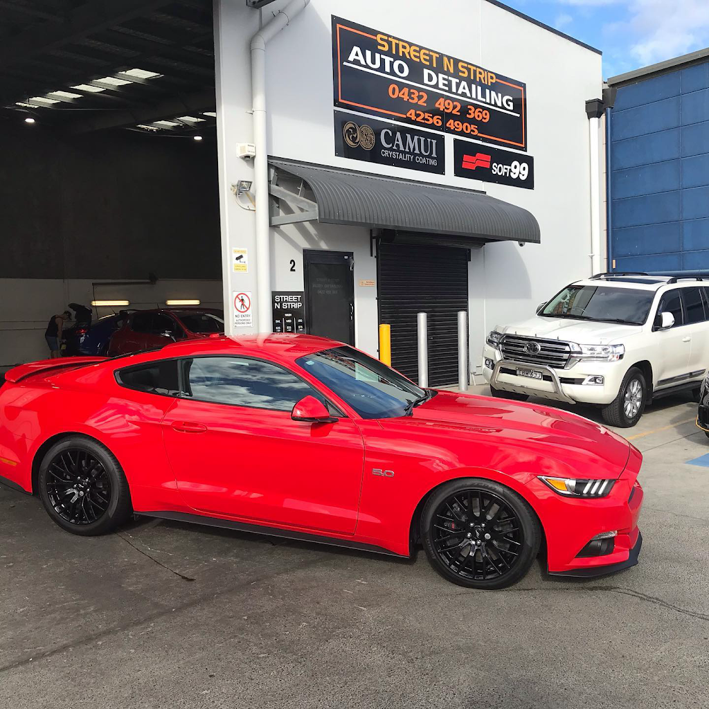 Street N Strip Auto Detailing Mackay | point of interest | 135 Heaths Rd, Glenella QLD 4740, Australia | 0432492369 OR +61 432 492 369