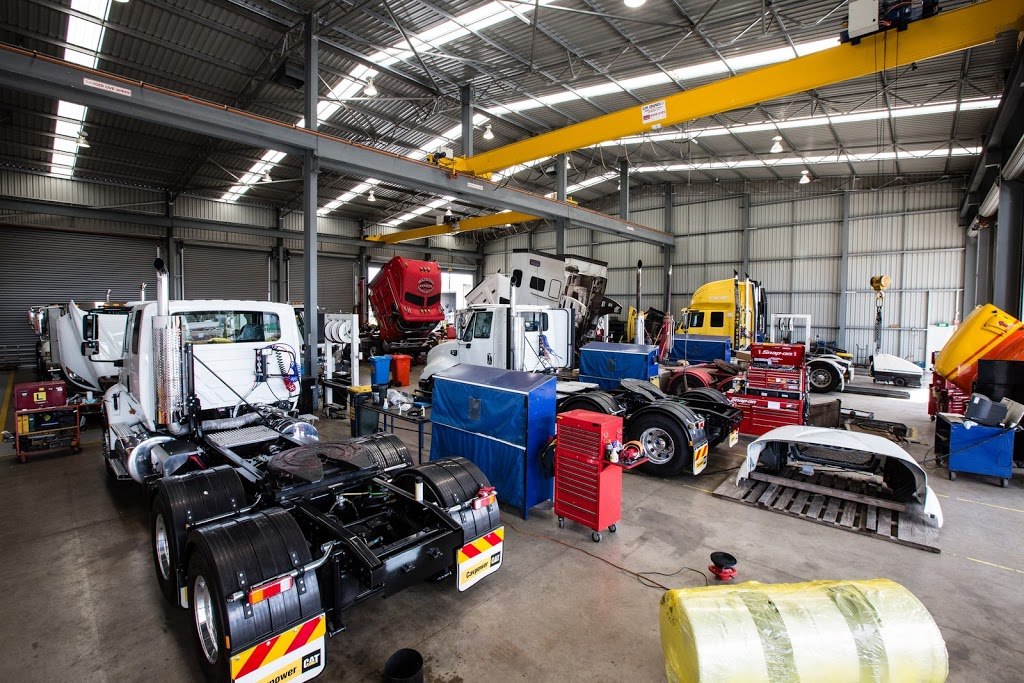 Cavpower On-Highway Truck Centre | car repair | 50 Wing St, Wingfield SA 5013, Australia | 0884455800 OR +61 8 8445 5800