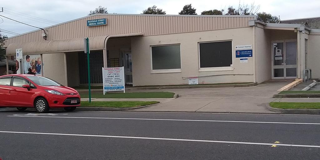 McDonald Street Medical Centre | hospital | 4-6 McDonald St, Mordialloc VIC 3195, Australia | 0395806111 OR +61 3 9580 6111
