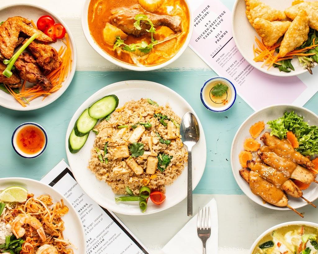 KHOB KUN CUP THAI CAFE | restaurant | 38 Brice Ave, Mooroolbark VIC 3138, Australia | 0397268834 OR +61 3 9726 8834