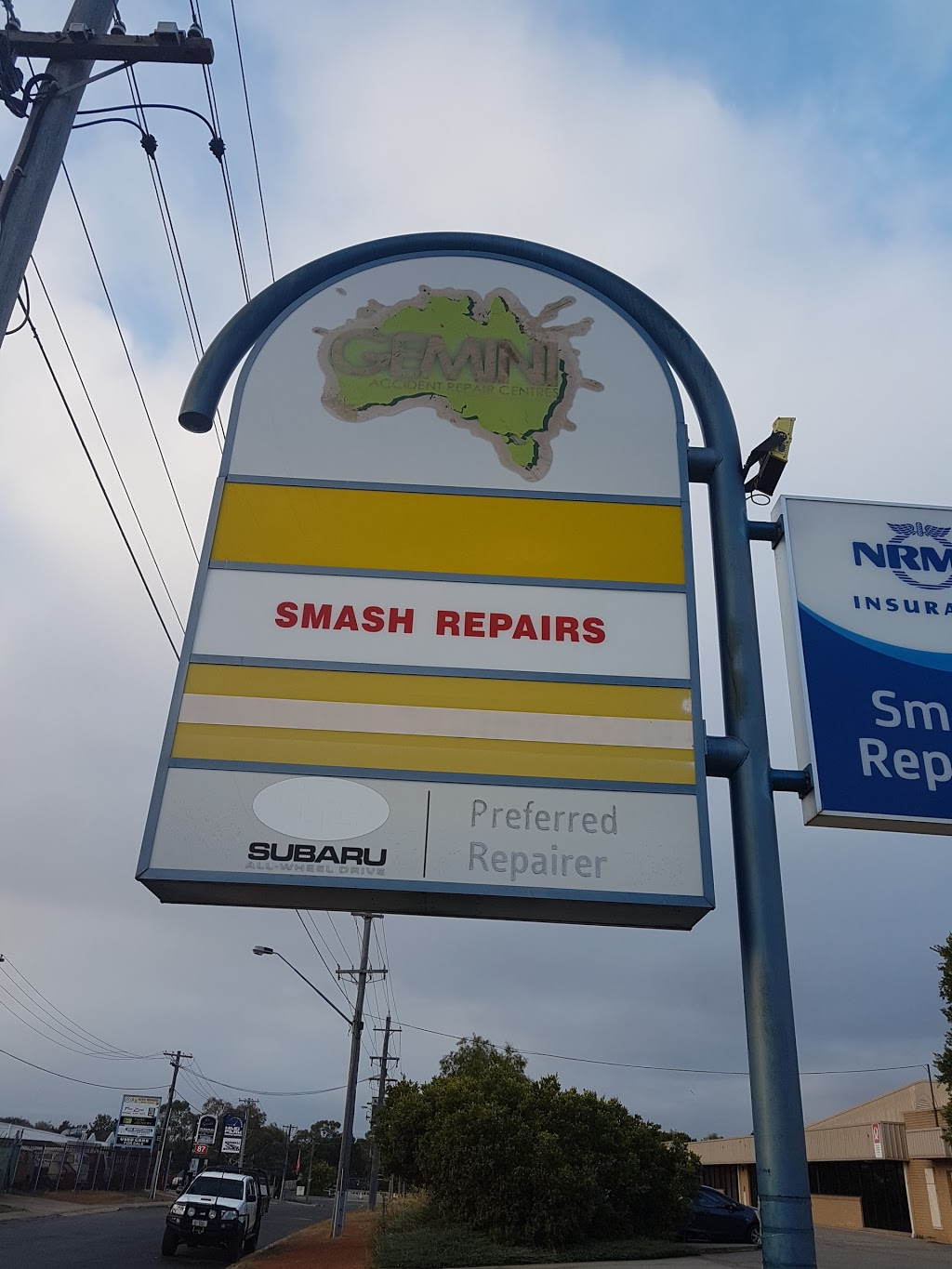 Gemini Accident Repair Center | car repair | 74 Grimwade St, Mitchell ACT 2911, Australia | 0262414888 OR +61 2 6241 4888