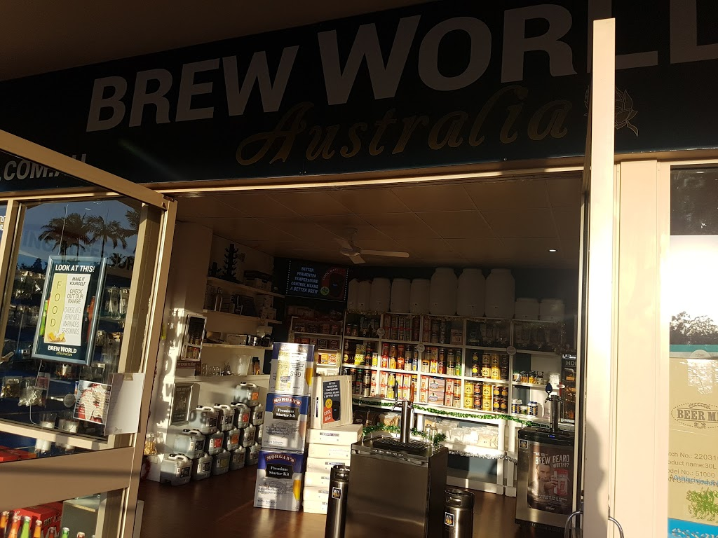 BrewWorld Australia   liquor store   9/1 Jura Parade, Merrimac QLD 4226, Australia   0755253732 OR +61 7 5525 3732