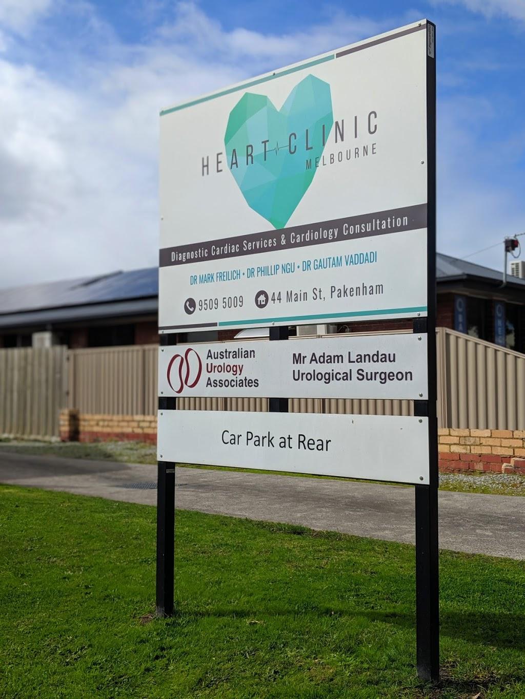 Heart Clinic Melbourne | doctor | 44 Main St, Pakenham VIC 3810, Australia | 0395095009 OR +61 3 9509 5009