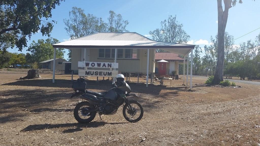 Wowan and District Museum | museum | 4 Dee River Rd, Wowan QLD 4702, Australia | 79371129 OR +61 79371129