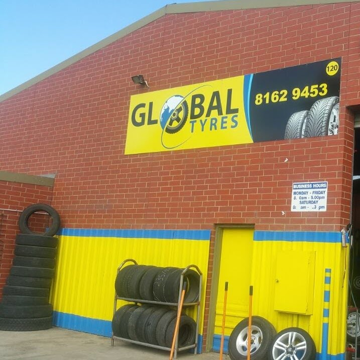 Global Tyres South Australia | car repair | 120 Churchill Rd N, Dry Creek SA 5094, Australia | 0881629453 OR +61 8 8162 9453