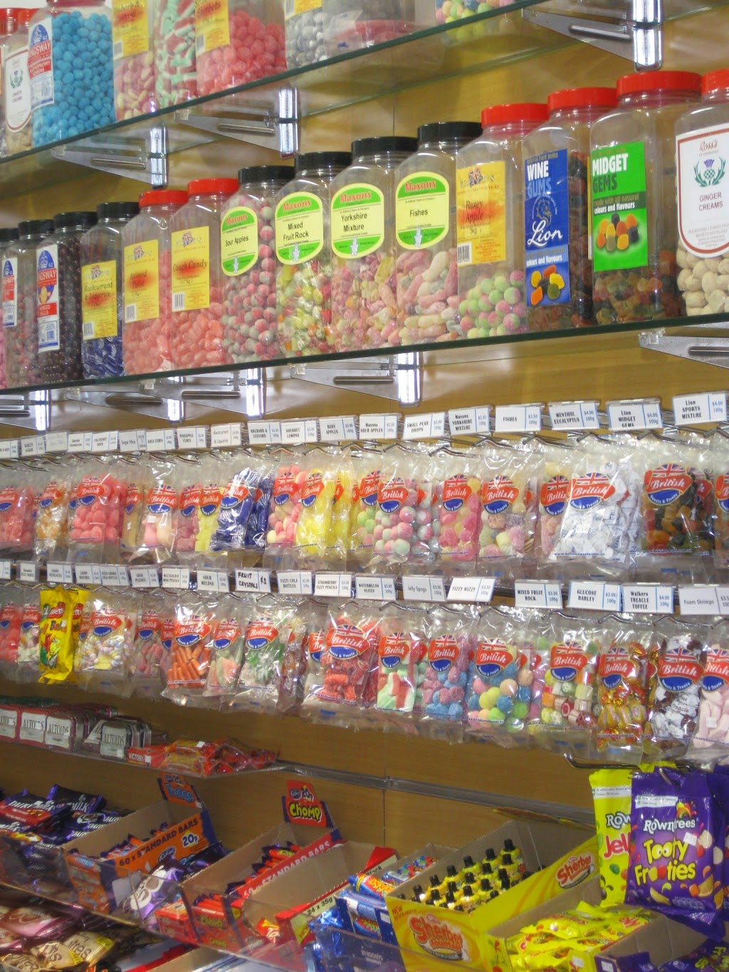 British Sweets & Treats | store | C/- Kennards Waterloo (PreOrdered Pick-up Only 866 Bourke Street (Entrance, ODea Ave, Waterloo NSW 2017, Australia | 1300793910 OR +61 1300 793 910
