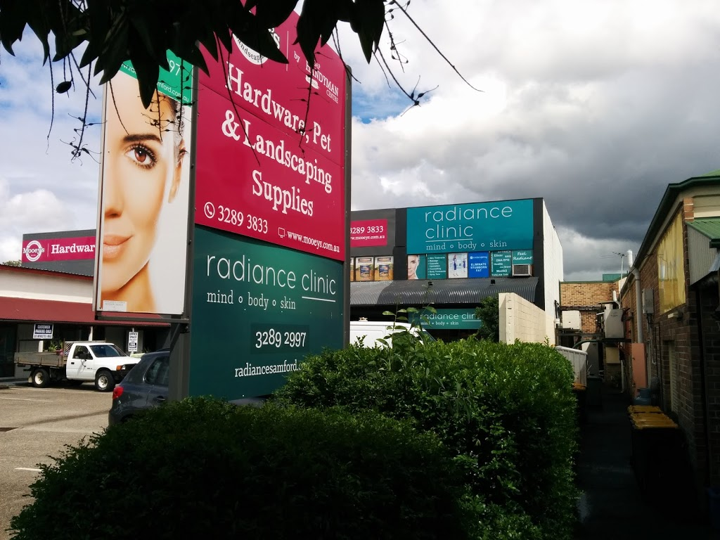 radiance clinic | health | 24 Station St, Samford Village QLD 4520, Australia | 0732892997 OR +61 7 3289 2997