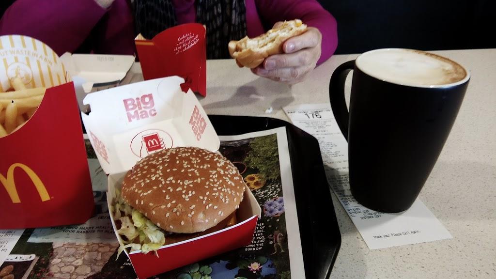 McDonalds Geelong (Belmont)   cafe   67-69 High St, Belmont VIC 3216, Australia   0352413109 OR +61 3 5241 3109