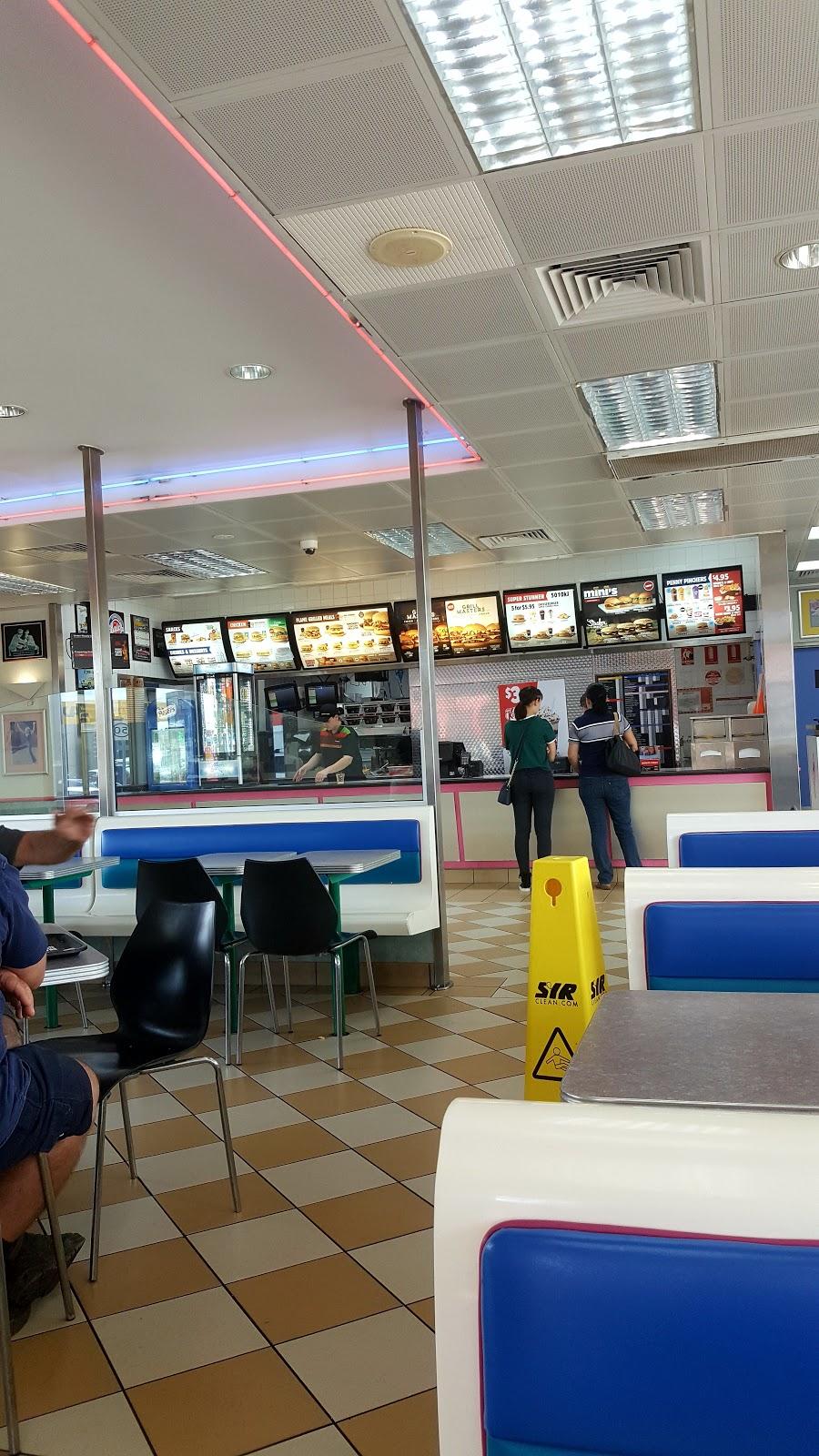 Hungry Jacks | meal takeaway | 4/6 Peel St, Mackay QLD 4740, Australia | 0749573300 OR +61 7 4957 3300