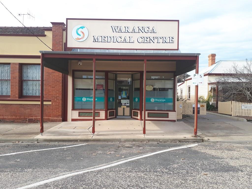 Waranga Medical Centre Goulburn | hospital | 10 High St, Rushworth VIC 3612, Australia | 0358518400 OR +61 3 5851 8400