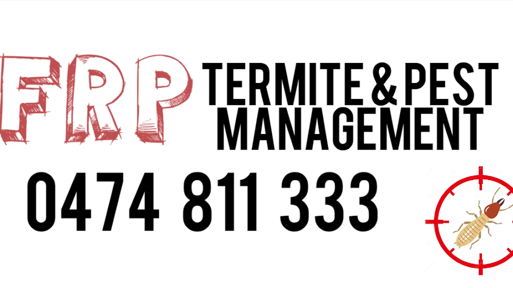 FRP Termite and Pest Management | home goods store | 2/24 Jack St, Morayfield QLD 4506, Australia | 0474811333 OR +61 474 811 333