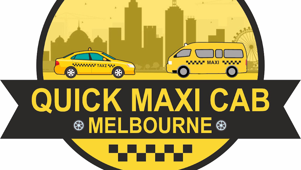 Quick Maxi Cab Melbourne, 1-11 Seater Maxi Cabs | point of interest | Unit 2/192 Tarneit Rd, Werribee VIC 3030, Australia | 0422266426 OR +61 422 266 426