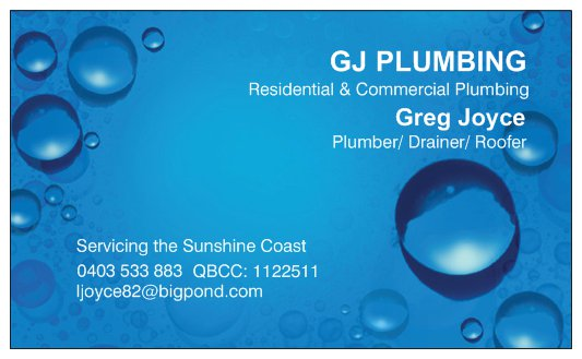 GJ PLUMBING | home goods store | 2 Bateman St, Sippy Downs QLD 4556, Australia | 0403533883 OR +61 403 533 883