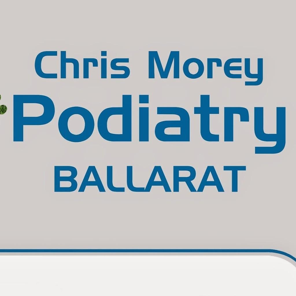 Chris Morey Podiatry | doctor | 712 Macarthur St, Ballarat VIC 3350, Australia | 0353334384 OR +61 3 5333 4384