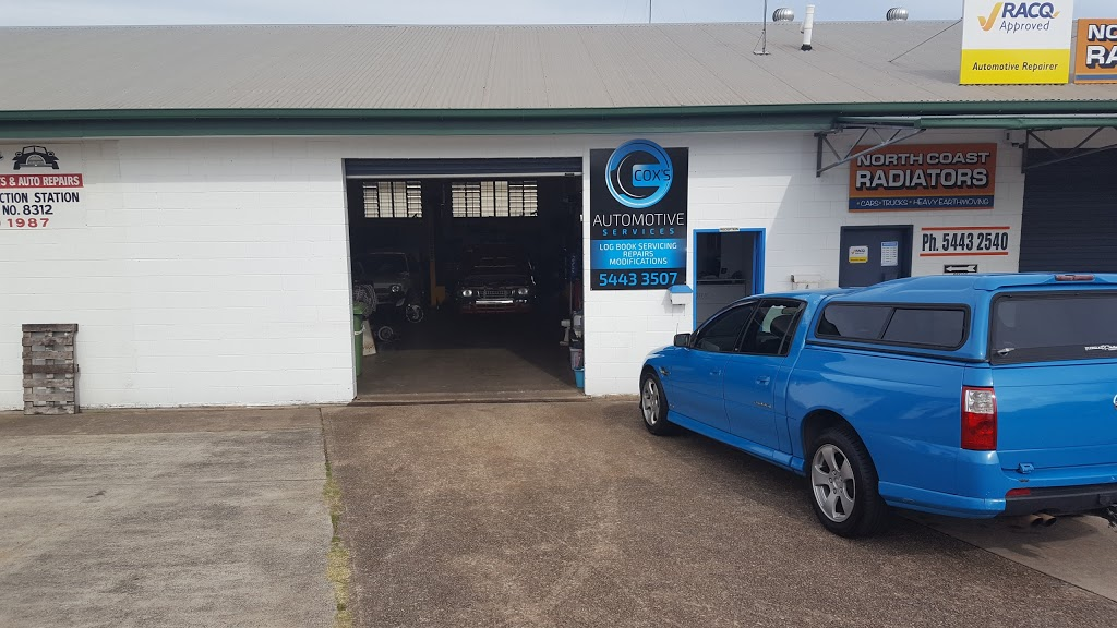 Coxs Automotive Services | car repair | 3/5-7 Service St, Maroochydore QLD 4558, Australia | 0754433507 OR +61 7 5443 3507