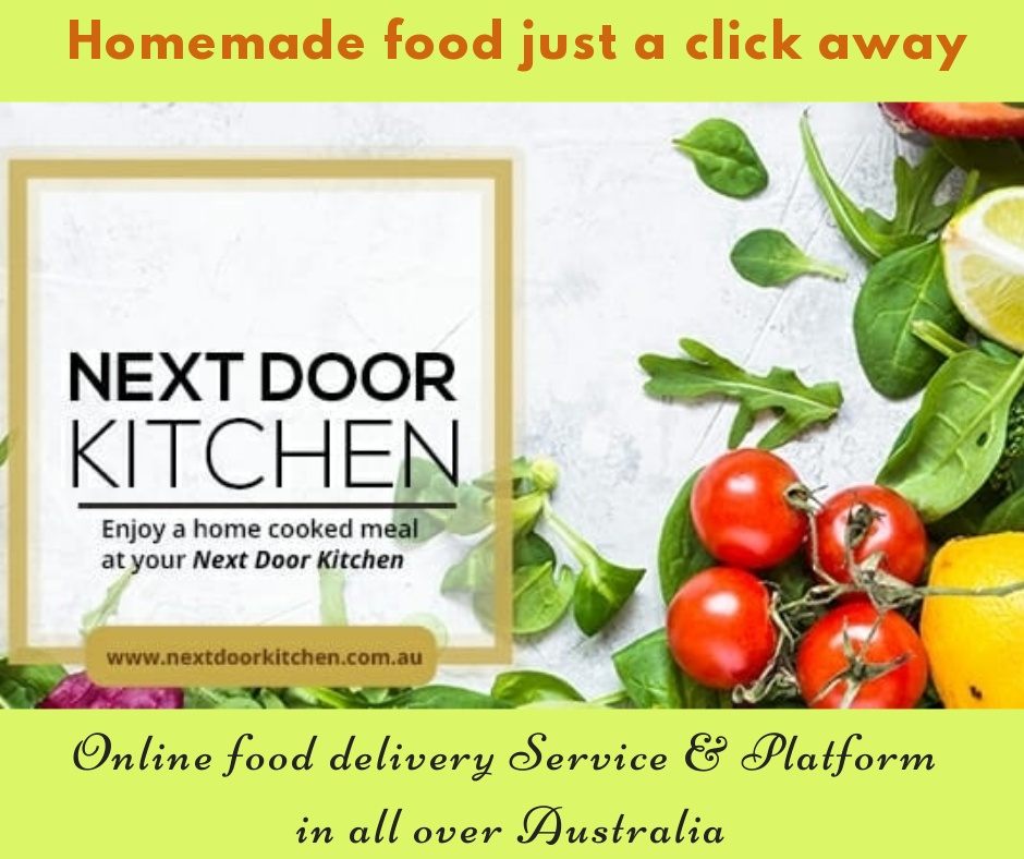 Next Door Kitchen - Food Delivery Service in Australia | meal delivery | Melbourne, VIC 3023, 3023 | 0391142073 OR +61 3 9114 2073