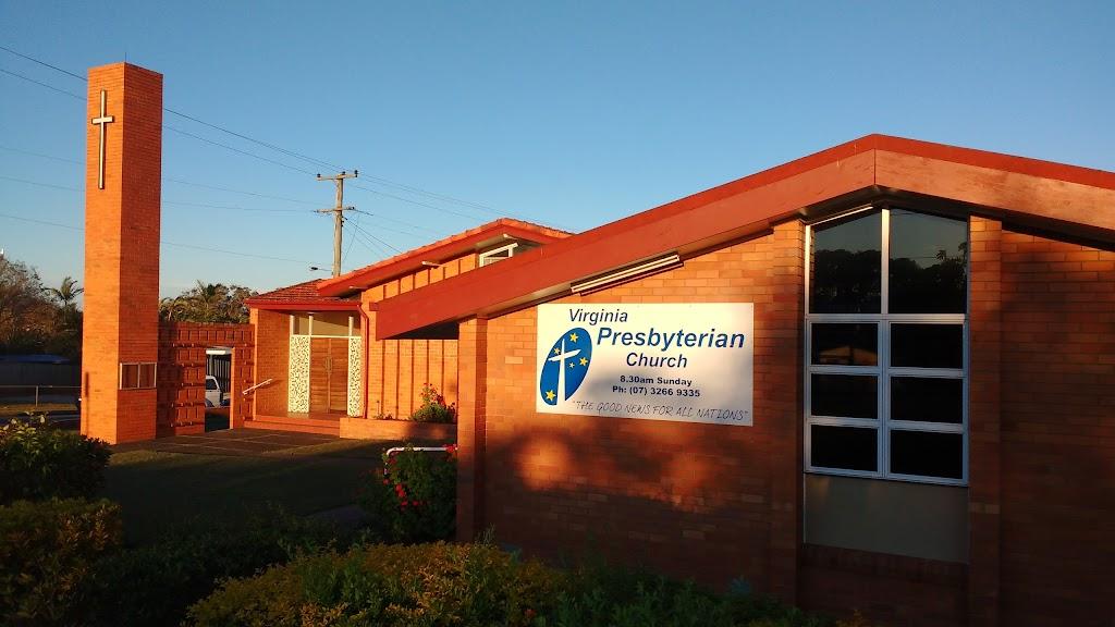 Virginia Presbyterian Church   church   Corner Sandgate Rd & Gympie St, Virginia QLD 4014, Australia   0732669335 OR +61 7 3266 9335