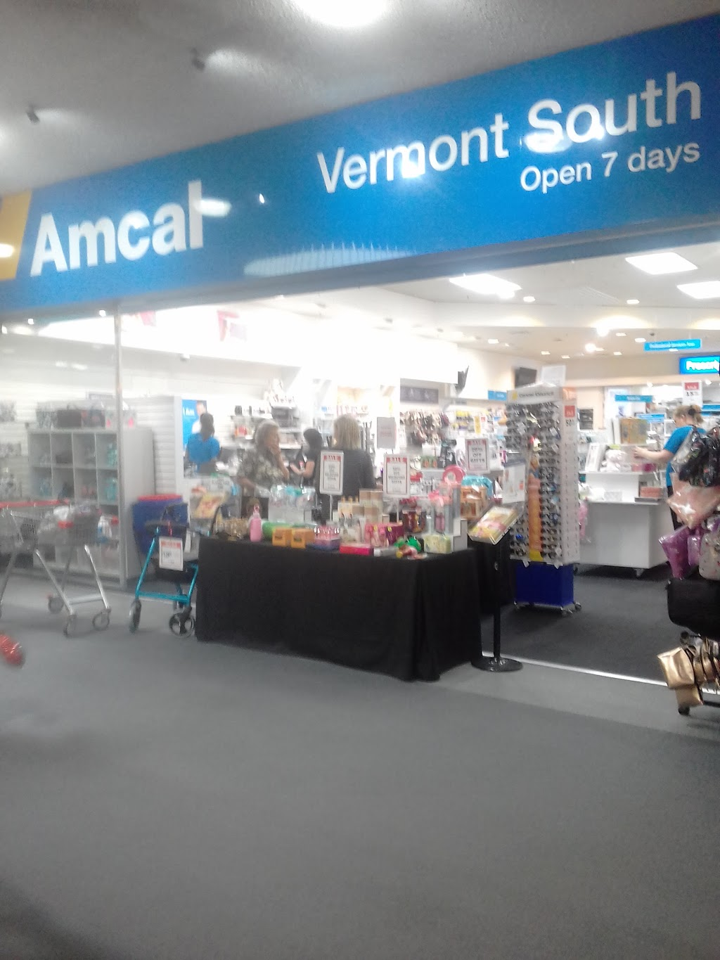 Vermont South Pharmacy | pharmacy | Vermont South Shopping Centre, 2A/495 Burwood Hwy, Vermont South VIC 3133, Australia | 0398034514 OR +61 3 9803 4514