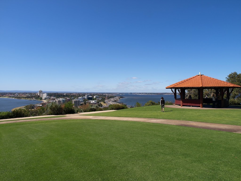 11th & 2nd 11th Battalion Sundial Memorial   park   Hacketts Path, Kings Park WA 6005, Australia