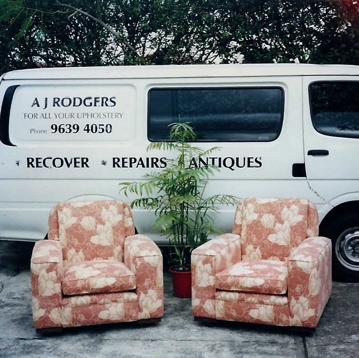 AJ Rodgers Upholstery | furniture store | 11 Betty Ave, Winston Hills NSW 2153, Australia | 0296394050 OR +61 2 9639 4050