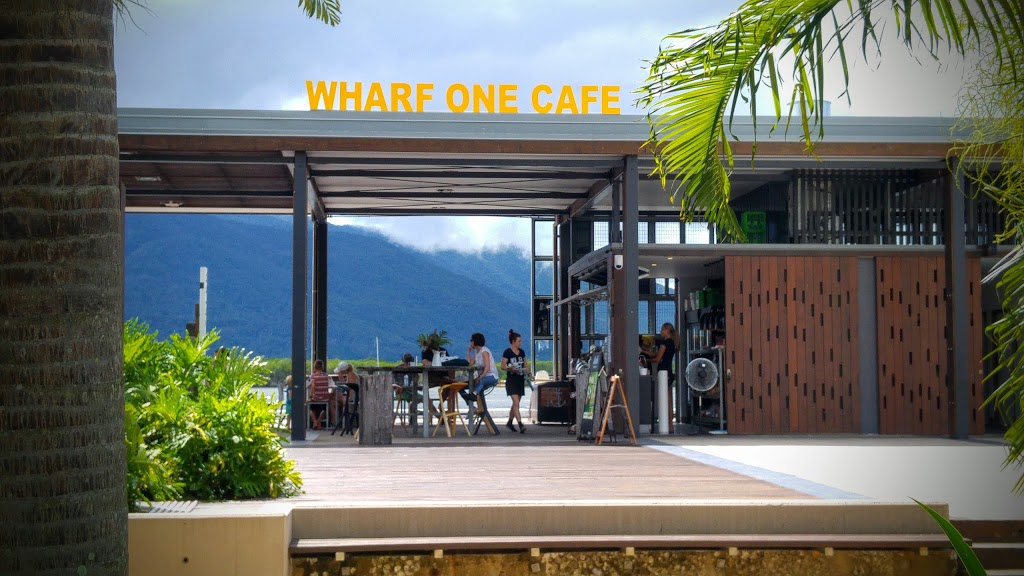 Wharf ONE Cafe | cafe | Wharf Street, On Trinity Wharf, Cairns City QLD 4870, Australia | 0740314820 OR +61 7 4031 4820